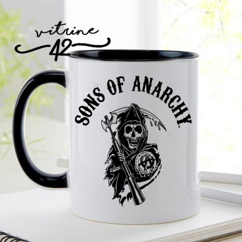 Caneca - Sons of anarchy
