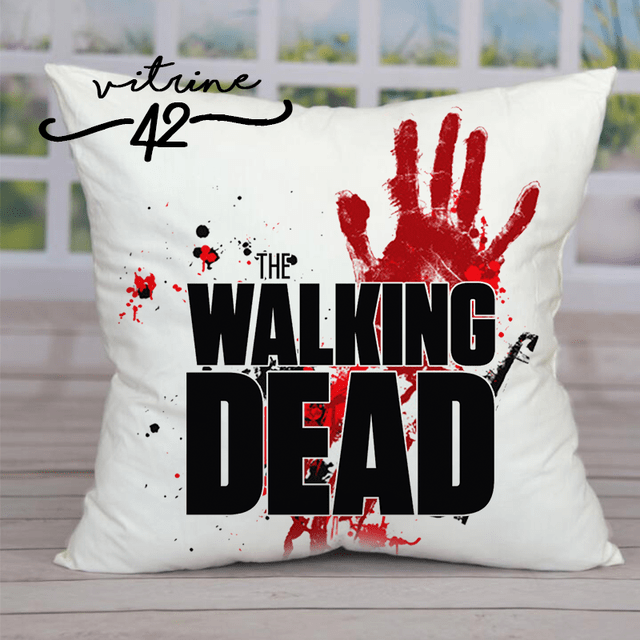 Almofada - The Walking Dead - Logo - comprar online