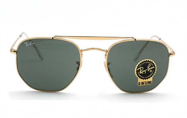 RAY BAN THE MARSHAL 3648 001