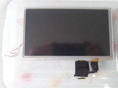 Display 7  + Touch Screen Dvd Multimidia A070fw03 At070tn07