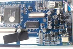 Placa Video Lcd Central Multimidia Aikon/winca/taytech S60