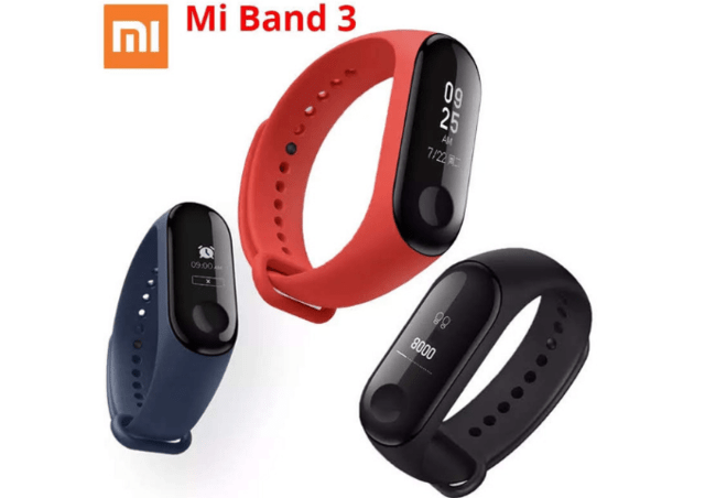 MI Band 3 Pulseira Inteligente