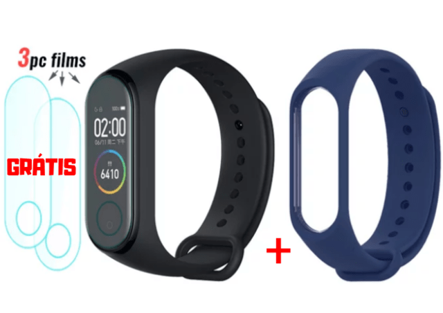 Imagem do Smartband Fitness Original Xiaomi 4