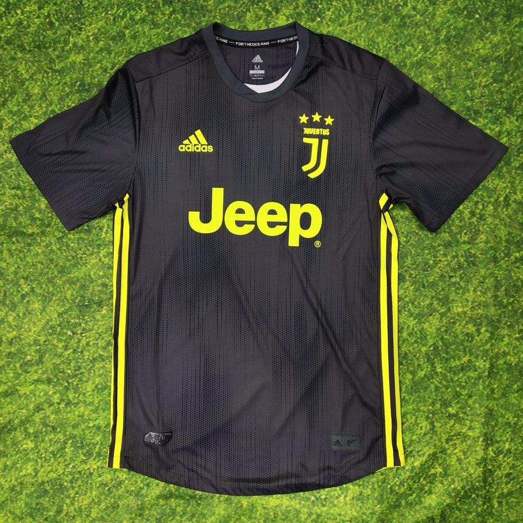 b14b886a1b Camisa Juventus III PLAYER 18/19 - EA Uniformes