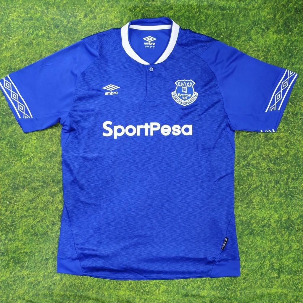 af9a2255085ad Camisa Everton I 18 19 - Comprar em EA Uniformes