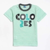Remera Colores vivo gris Nene