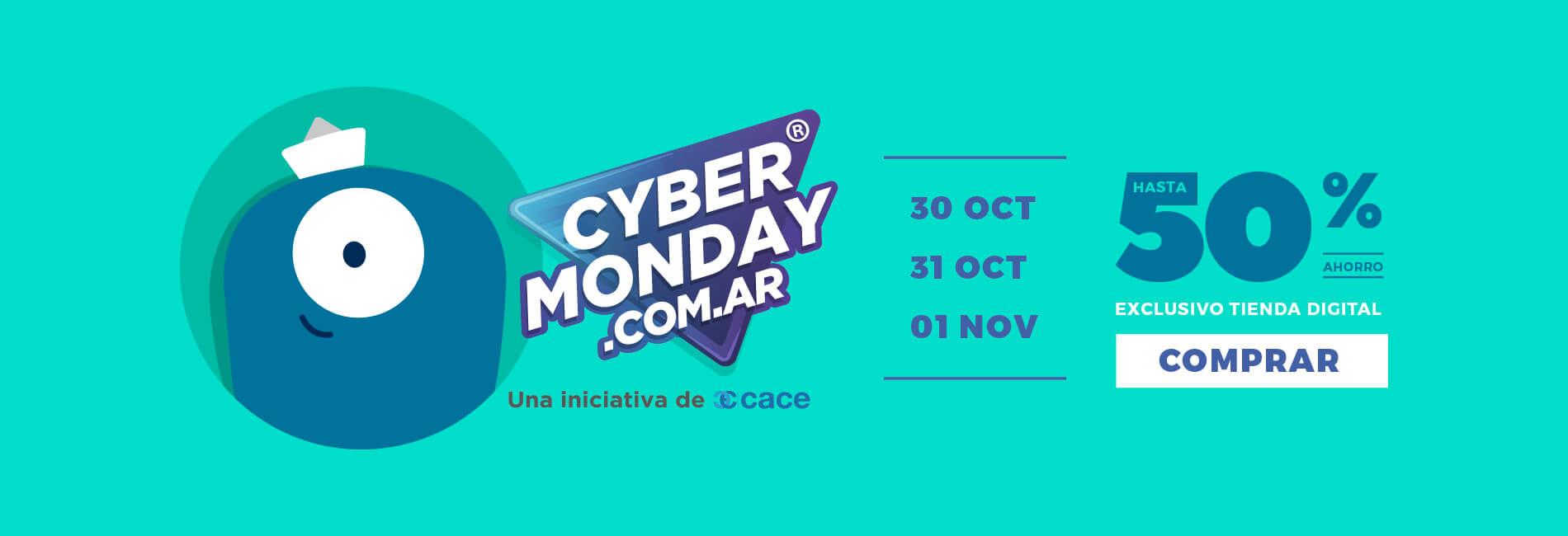 868ecf5eec2d CyberMonday Argentina 2018 | Promociones y Descuentos en ropa para ...