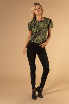 Blusa Forest Green - online store