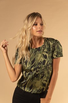 Blusa Forest Green - buy online