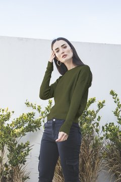 Sweater Chilly Green