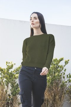 Sweater Chilly Green on internet