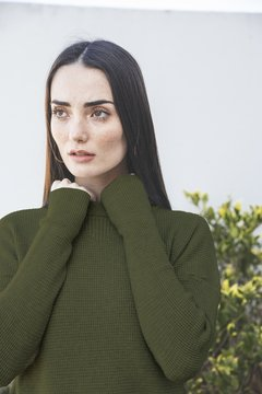 Sweater Chilly Green - online store