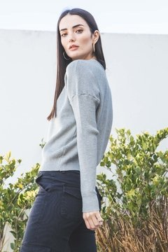 Sweater Chilly Grey - Prier Buenos Aires