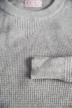 Sweater Chilly Grey