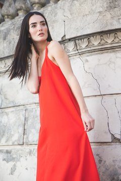 Vestido Estocolmo Red - buy online