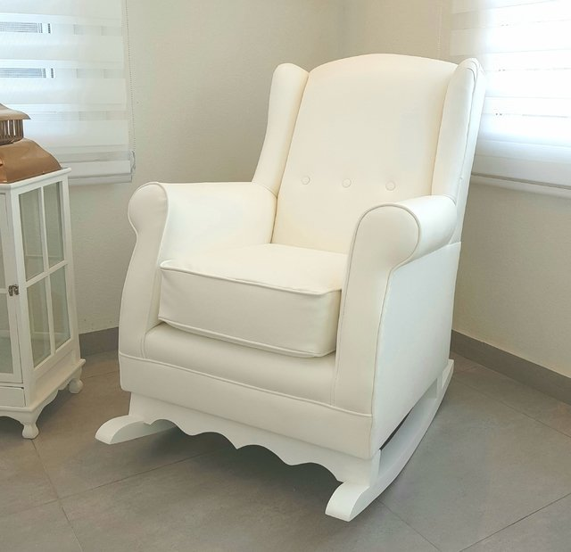 Imagen de Sillon Mecedor Berger,  Ideal Para Amamantar