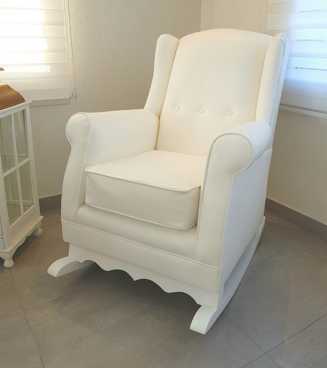 Sillon Mecedor Berger,  Ideal Para Amamantar