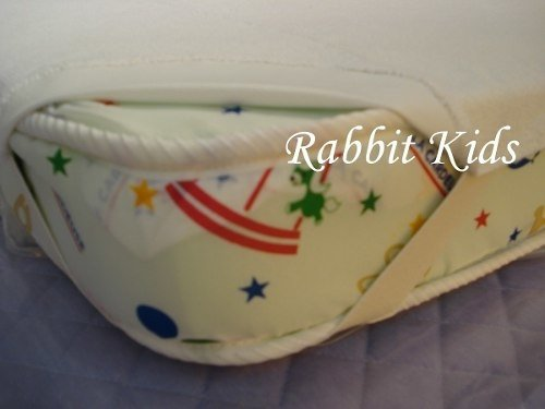 Protector Impermeable  Cubre Colchon- Funda Impermeable 70x100cm Practicuna - Rabbit Kids
