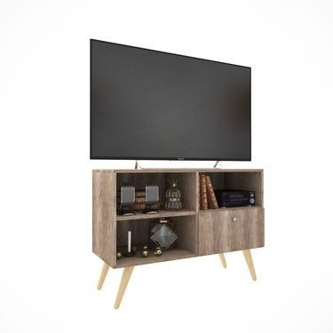 Modular Tv Mesa Led Lcd 42   Mueble Tv  Rack Escandinavo en internet