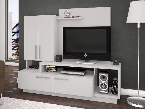 Mueble Colgante Rack Home Theatre Colgante Tv 50  Modular en internet