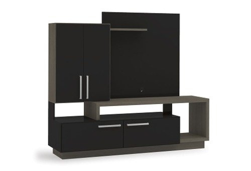 Mueble Colgante Rack Home Theatre Colgante Tv 50  Modular