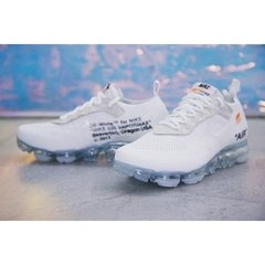 Tênis Nike Air VaporMax Off White na internet