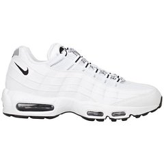 Tênis Nike Air Max 95 White Black Branco com Preto