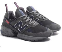 Tênis New Balance 574 Masculino Sport Cinza Escuro - Site Oficial RT Shoes