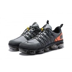 Tênis Nike Air VaporMax Run Utility Grey Orange na internet