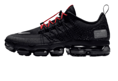 Tênis Nike Air VaporMax Run Utility Black Red