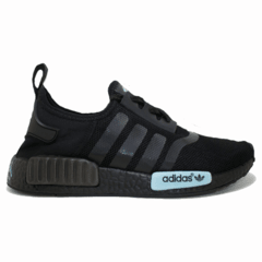 Tênis Adidas Boost NMD R1 Black Diamond
