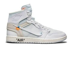 Tênis Nike Air Jordan Of White Branco