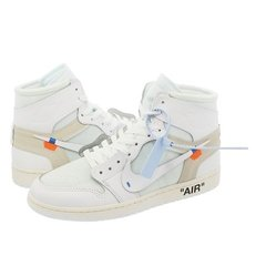 Tênis Nike Air Jordan Of White Branco - Site Oficial RT Shoes