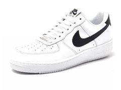 Tênis Nike Air Force 1 Low Branco / Preto