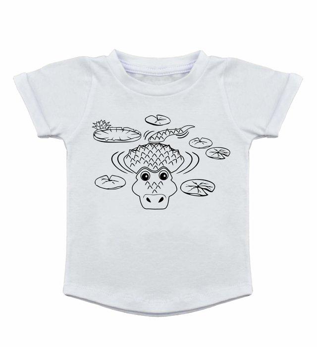 Camiseta - Mullet - Jacaré 8bcaed2d7fd