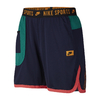 Shorts Nike Dri-FIT Sport Clash Training Marinho/Verde/Coral