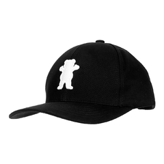 Boné Grizzly Og Bear Baseball Cap Snapback Black