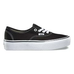 Tênis Vans Authentic Platform 2.0 Black