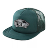 Vans Classic Patch Trucker Hat Trekking Green