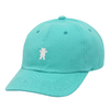 Grizzly Og Bear Dad Hat Snapback Turquoise
