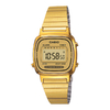 Casio Vintage Digital Dourado