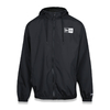 Corta-Vento New Era Logo Box Branded Windbreaker Plus Size Preto