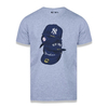 New Era New York Yankees MLB Cinza Mescla
