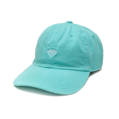 Boné Diamond Micro Brilliant Dad Hat Diamond Blue