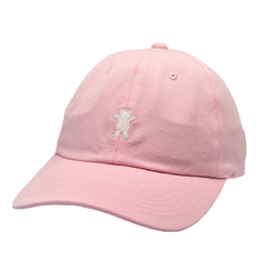 Boné Grizzly Og Bear Dad Hat Snapback Pink
