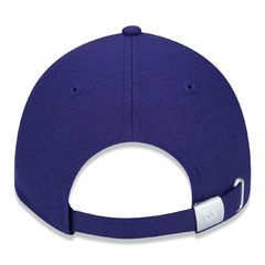 New Era 9Twenty New York Yankees Strapback Purple Tonal - Phyton Shop