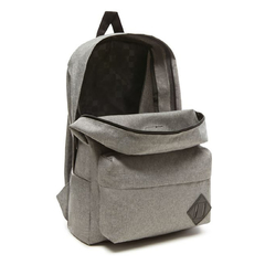 Mochila Vans Old Skool II Backpack Heather Suiting Gray na internet