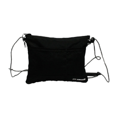 Shoulder Bag Hocks Pocket Black