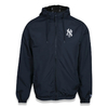New Era New York Yankees Windbreaker MLB Preto