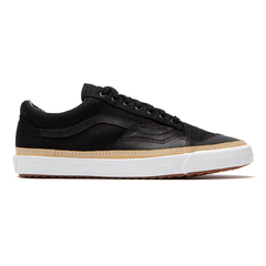 Tênis Vans Old Skool Overply Era Vamp Black/White